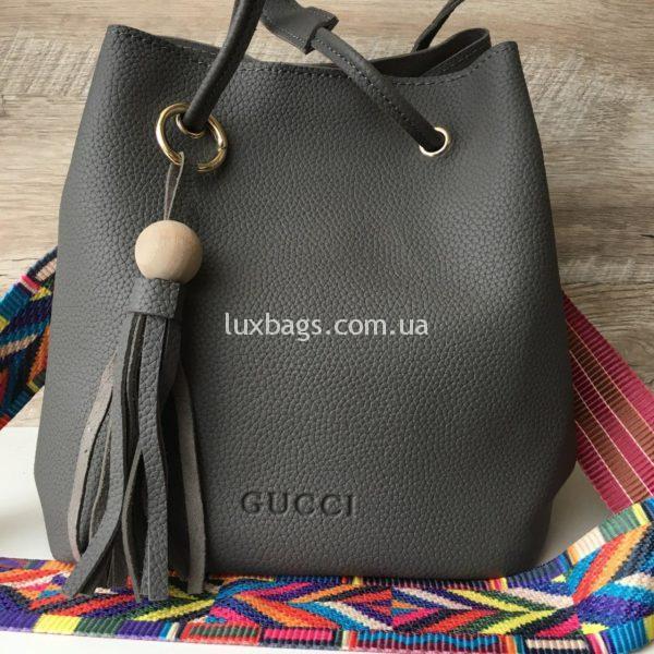 Сумка мешочек Gucci Гуччи