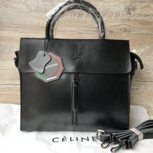 Женская кожаная сумка Celine Селин