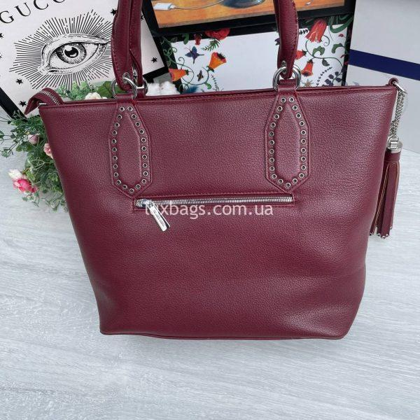 Женская сумка Philipp Plein Филипп Плеин розовая