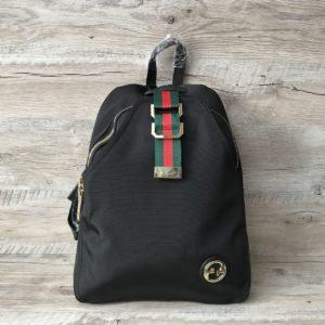 рюкзак женский гуччи черный
