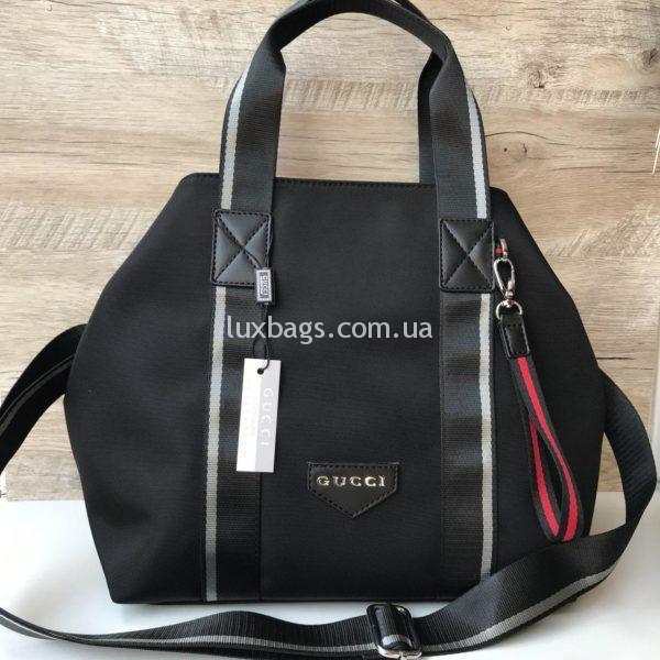 Женская спортивная сумка Gucci