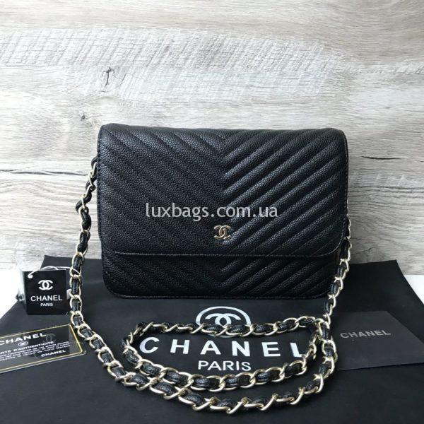 Женская сумка-клатч шанель недорогая