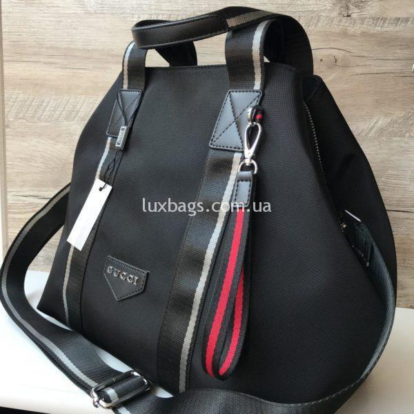 Женская спортивная сумка Gucci фото