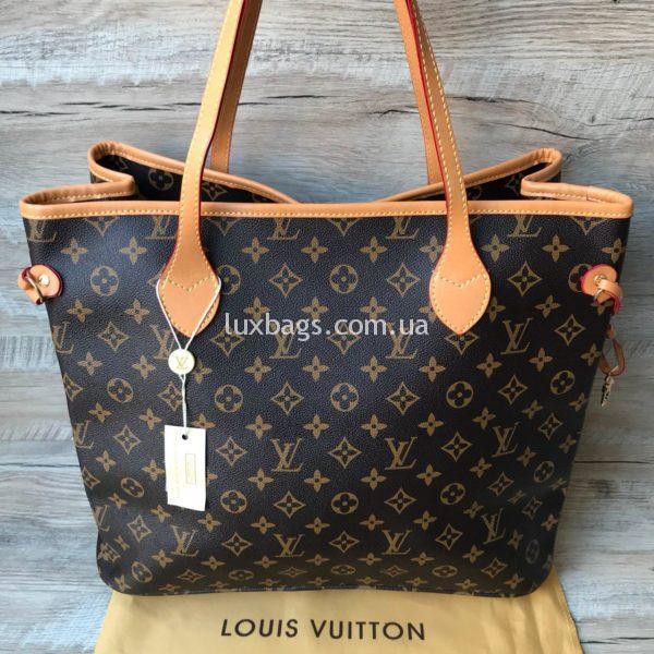большая женская сумка Louis Vuitton