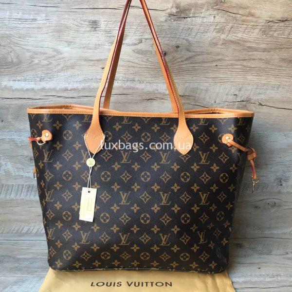 большая крутая сумка Louis Vuitton фото
