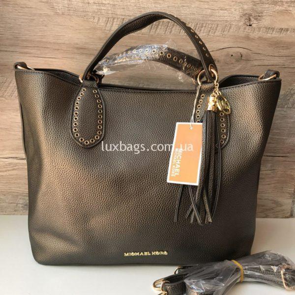 Женская сумка Michael Kors на коротких ручках фото