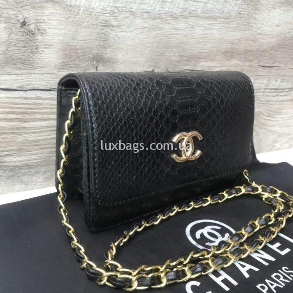 Женская сумка-клатч Chanel фото