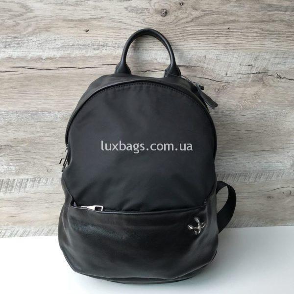 кожаный рюкзак женский фото