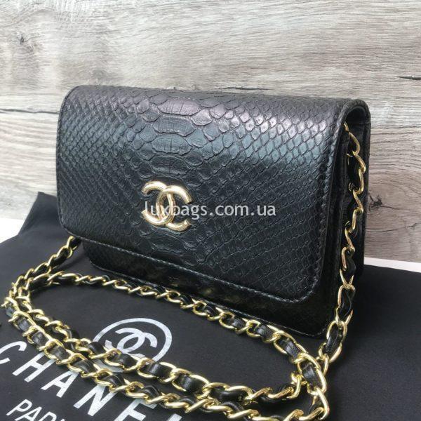 Женская сумка-клатч Chanel