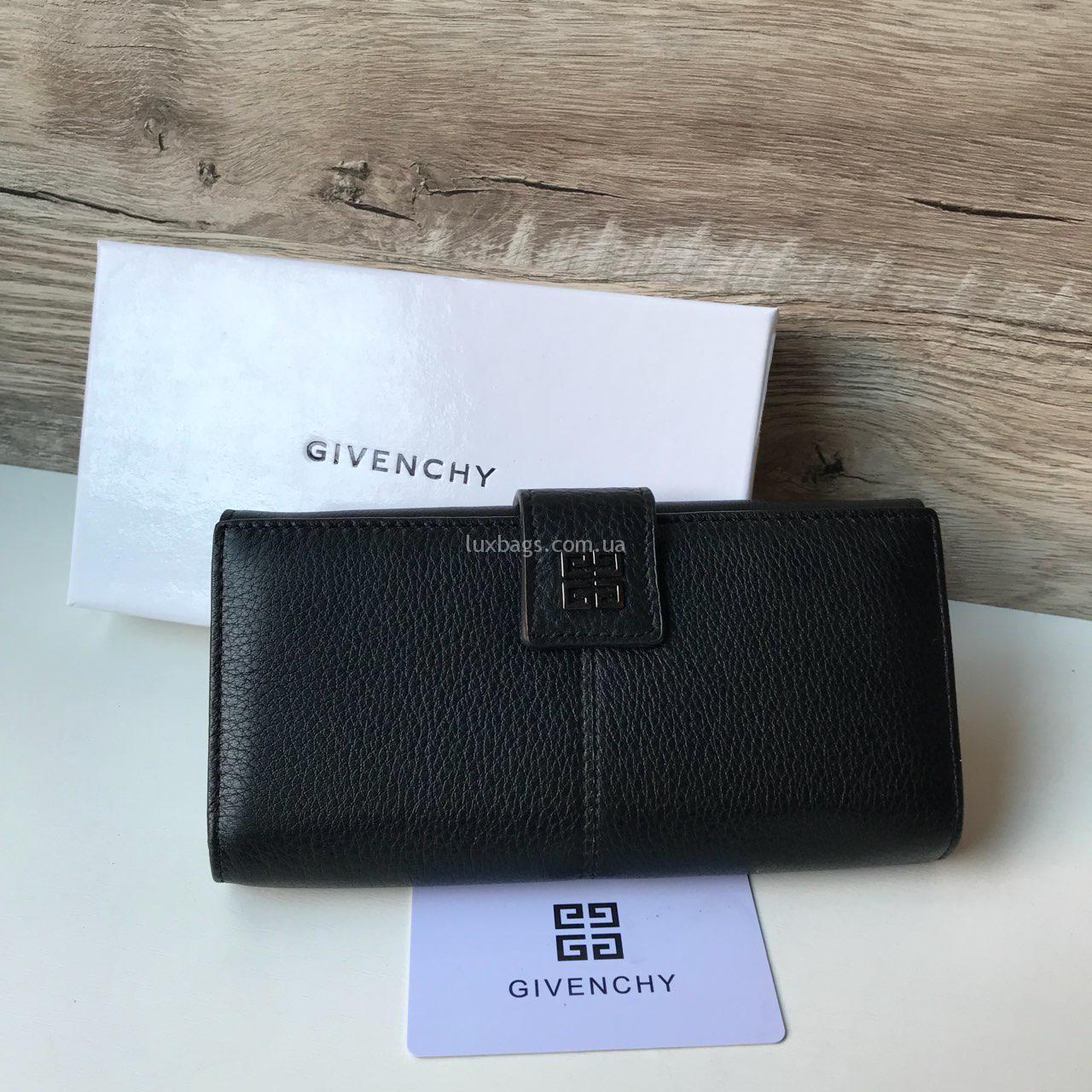 9cb7a8170ca1 СТИЛЬНЫЙ КОЖАНЫЙ КОШЕЛЁК Givenchy Купить на lux-bags