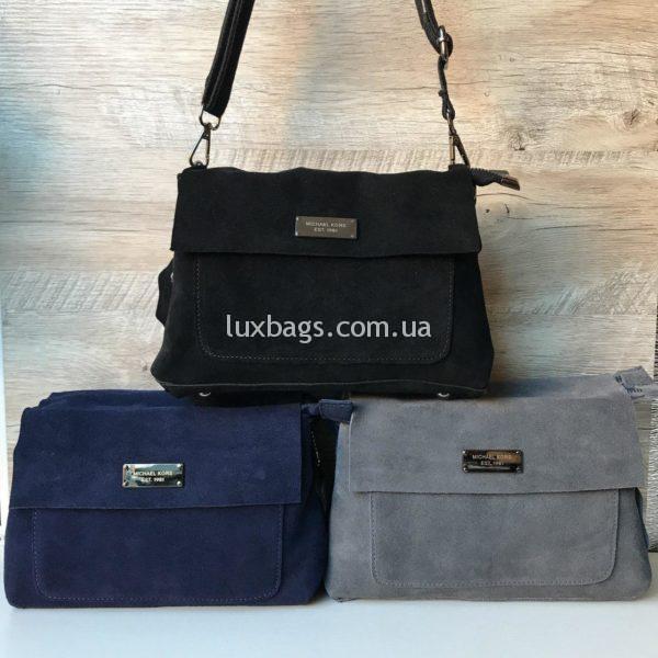Замшевые сумочки Michael Kors фото