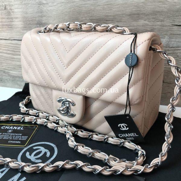 Недорогая женская сумка от Chanel Шанель