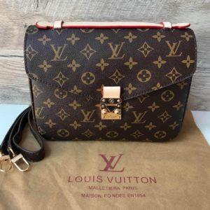 Женская сумка Louis Vuitton Pochette Metis купить недорого