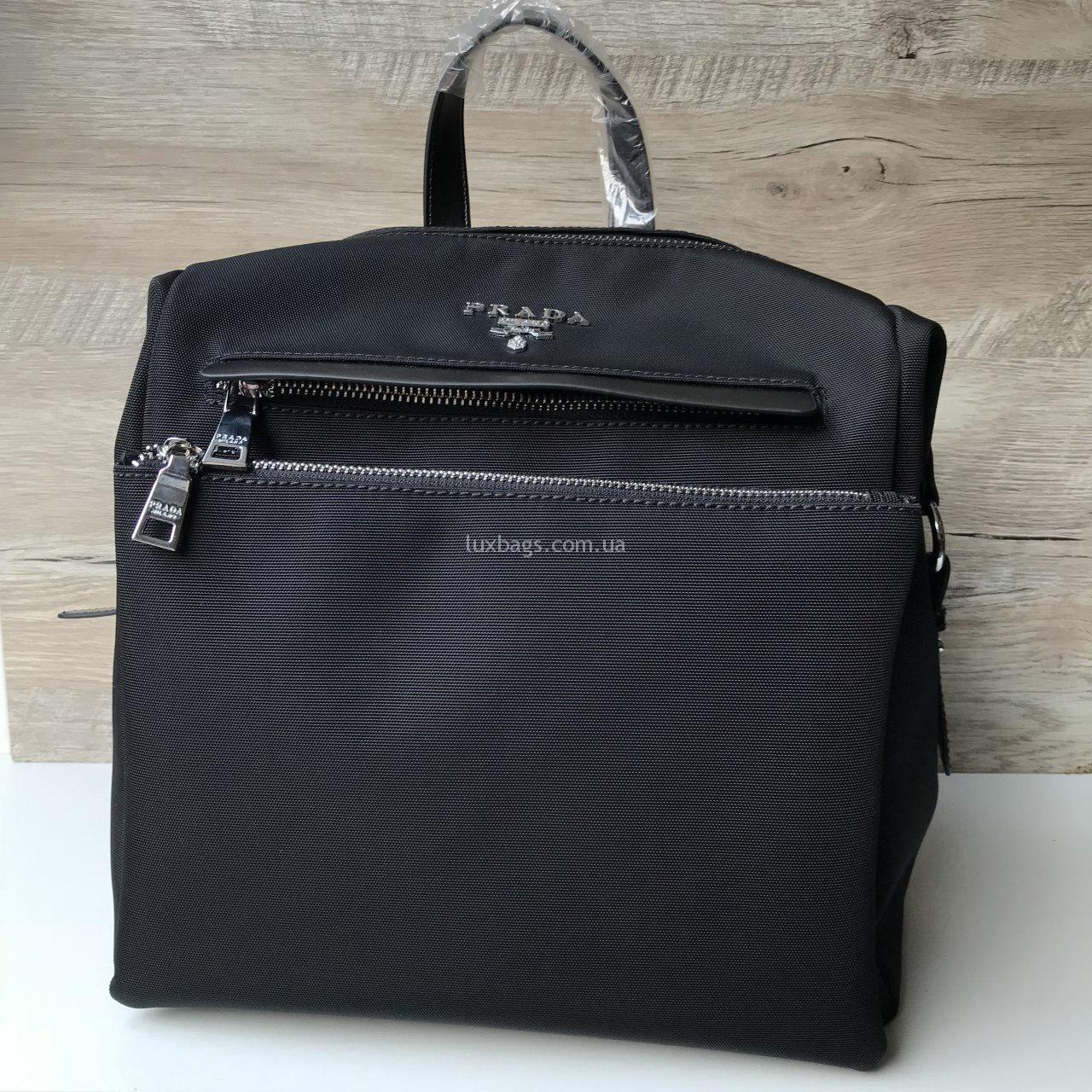Купить Рюкзак Prada (Прада), сумка-рюкзак   lux-bags 4eed16d0ba6