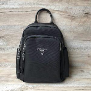 Текстильный рюкзак Prada Прада фото
