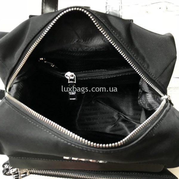 Большая женская сумка Prada прада фото 5
