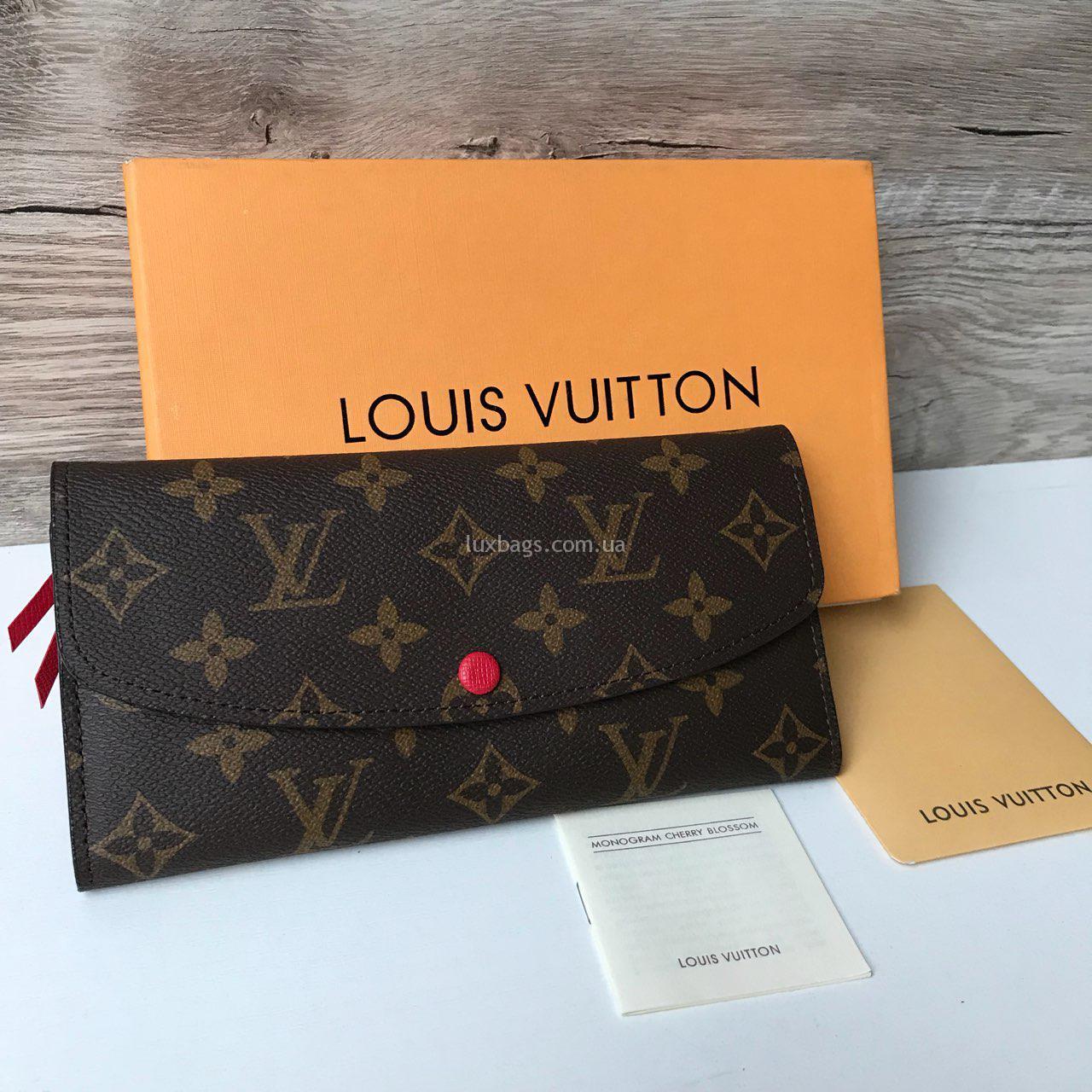 70abd87912ba Женский кошелек Louis Vuitton Луи Виттон Купить на lux-bags