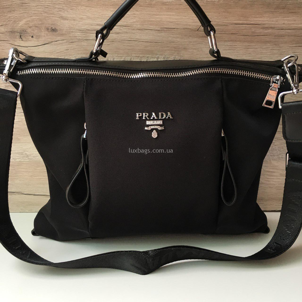 Купить Женская сумка трансформер Prada   lux-bags 95dd8157275