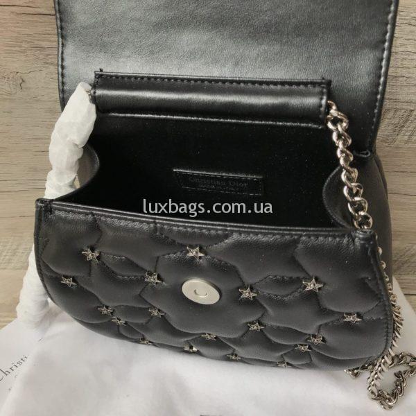 Женская кожаная маленькая сумочка Dior вид2