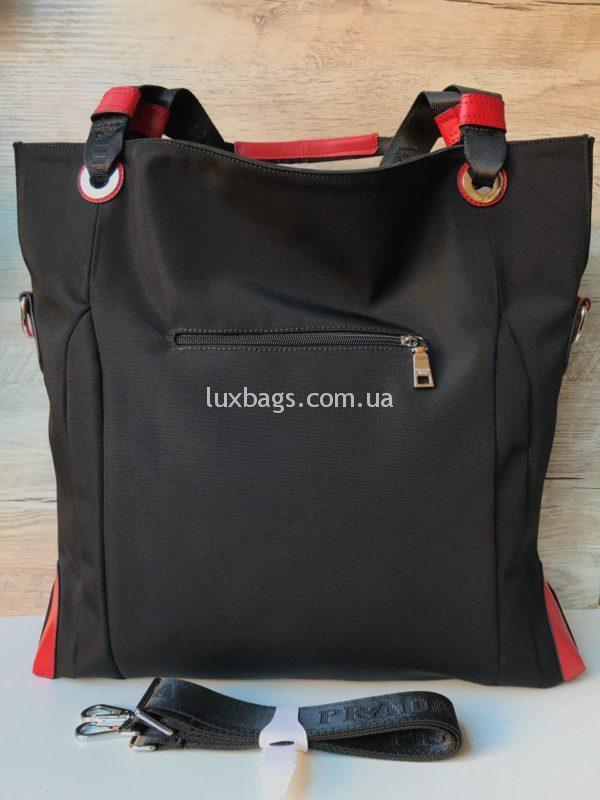 Большая женская сумка Prada прада фото 4
