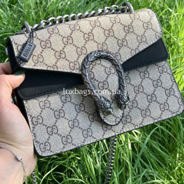 Женская сумка клатч Gucci Гуччи Dionysus