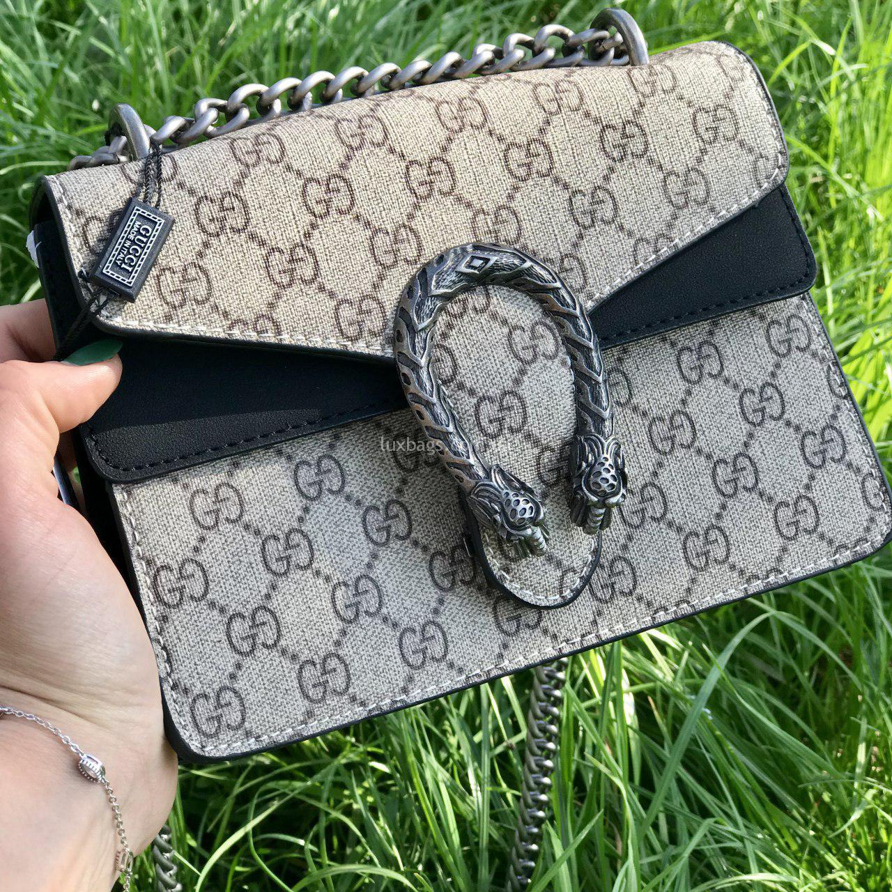 ec1119536e87 Женская сумка клатч Gucci Гуччи Dionysus Купить на lux-bags