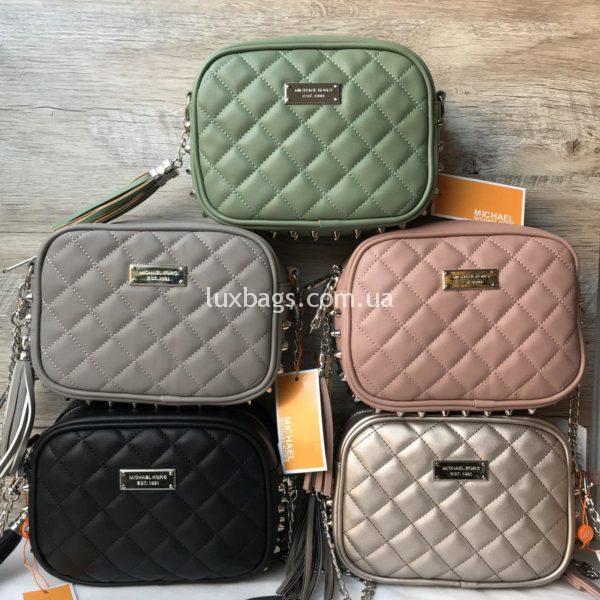 Женские сумки с шипами Michael Kors