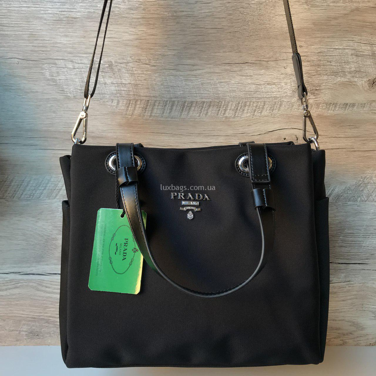 eb4da0ed0a0f Женская сумка Prada прада Купить на lux-bags