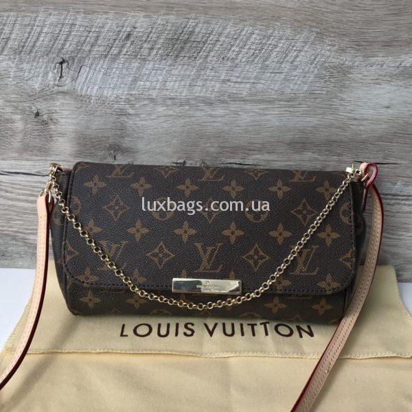 Женская сумочка косметичка Louis Vuitton