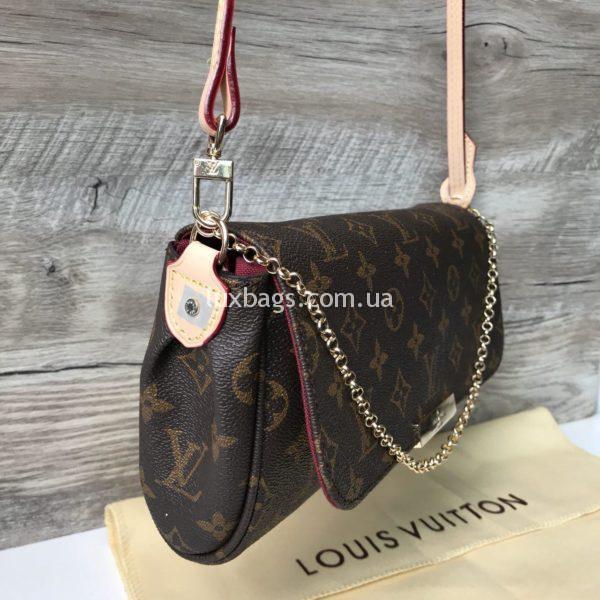 Женская сумка косметичка Louis Vuitton