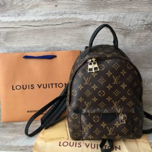 Женский рюкзак Луи Виттон Palm Spring Backpack фото
