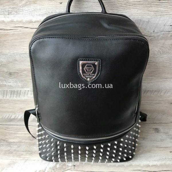 Большой крутой рюкзак Philipp Plein вид 1