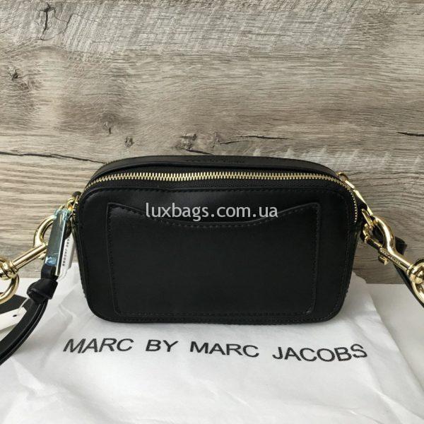 Женская сумка клатч Marc Jacobs черная