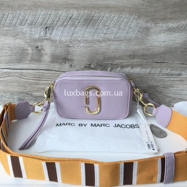 Женская сумка клатч Marc Jacobs розовая