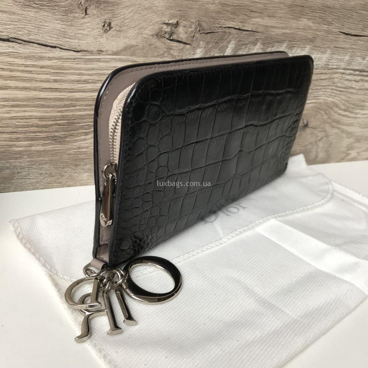 Купить Женская красивый кошелек Dior Диор   lux-bags 170f8b00be1