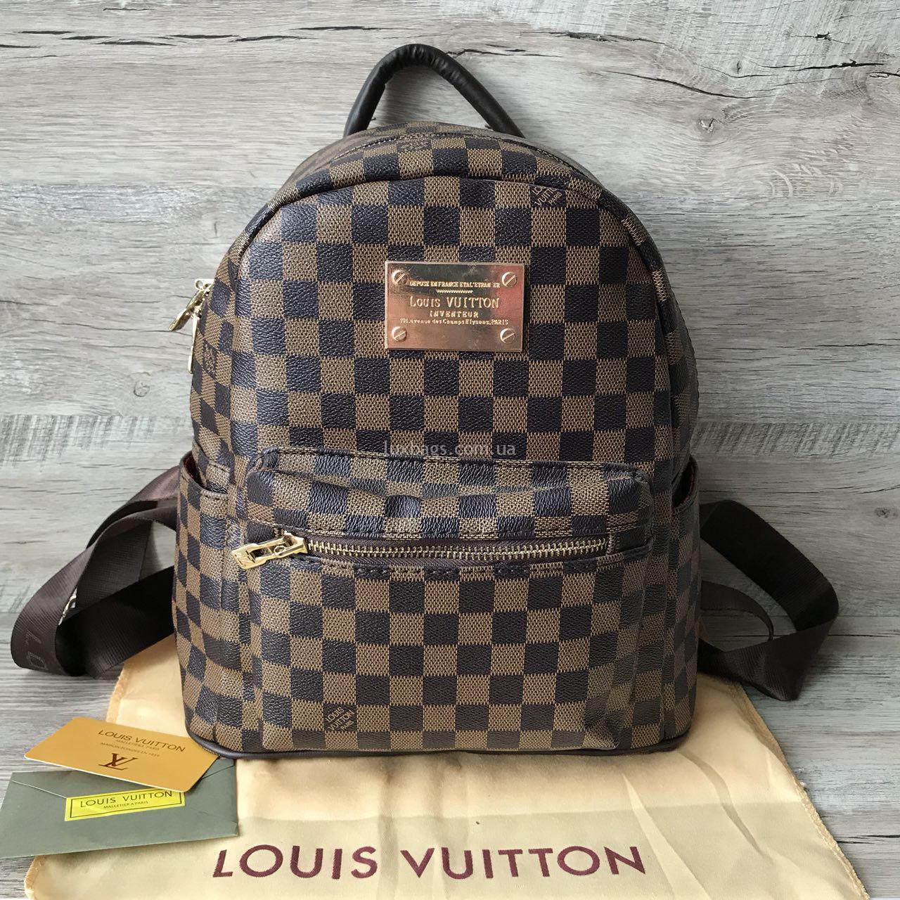 6a4a75c74ca2 Женский рюкзак Louis Vuitton (Луи Витон) Купить Недорого на Lux Bags