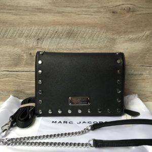 Женская сумка Marc Jacobs черная купить в интернет магазине
