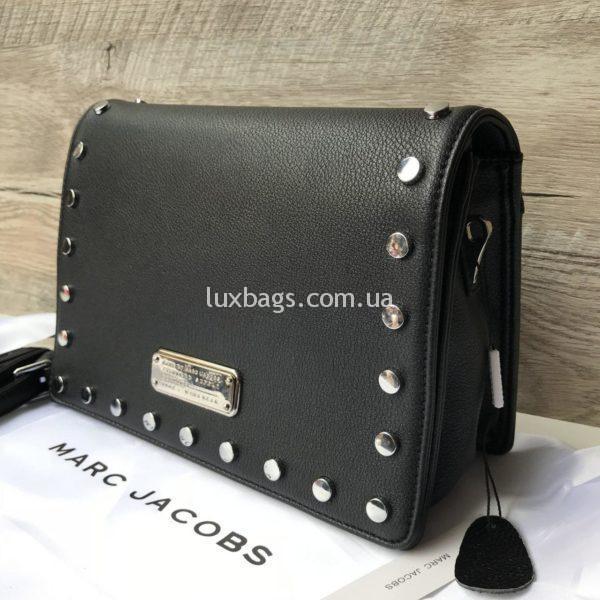 Женская сумка Marc Jacobs черная недорого