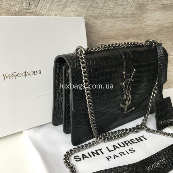 Женская сумка Yves Saint Laurent YSL кроссбоди