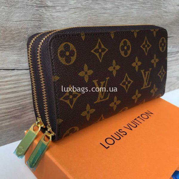 кошелёк Louis Vuitton канва фото 4