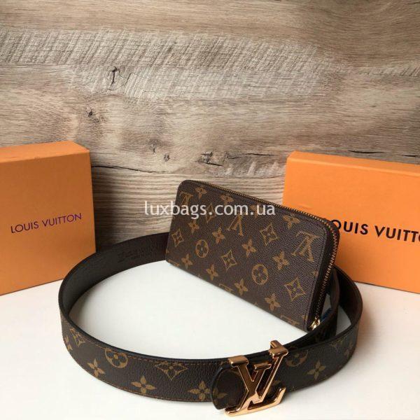 кошелёк Louis Vuitton канва фото 1