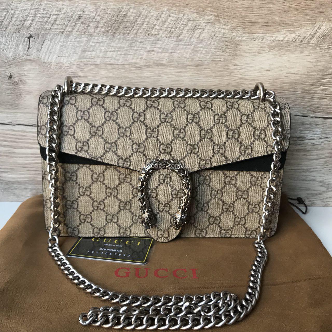 dd24dcdad5c4 Женская сумка Gucci Dionysus Купить на lux-bags