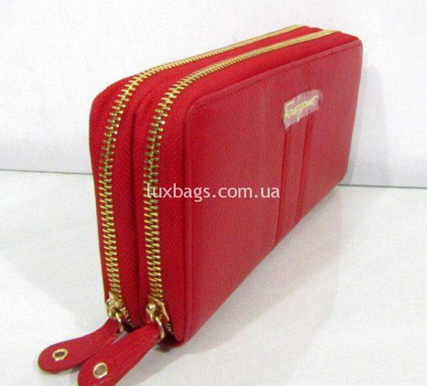 Кожаный женский кошелек Salvatore Ferragamo фото 2