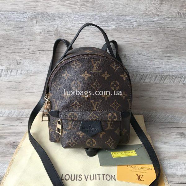 Женский мини рюкзак Louis Vuitton Луи Виттон недорого