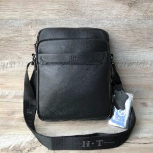 H.T leather мужская кожаная сумка
