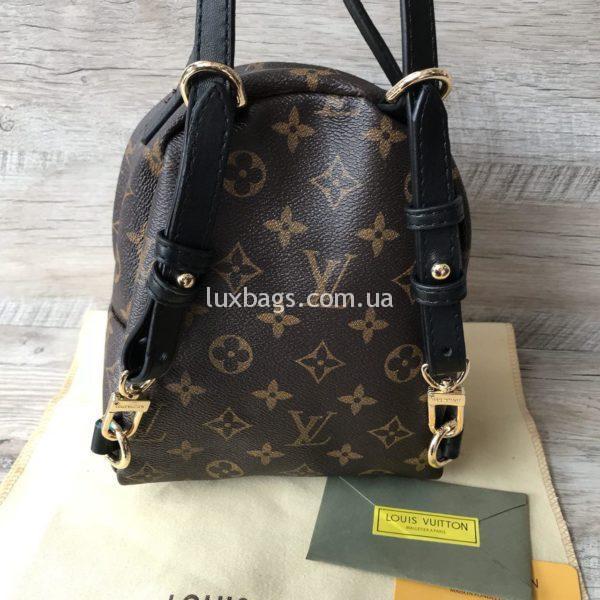 Женский мини рюкзак Louis Vuitton Луи Виттон фото 4