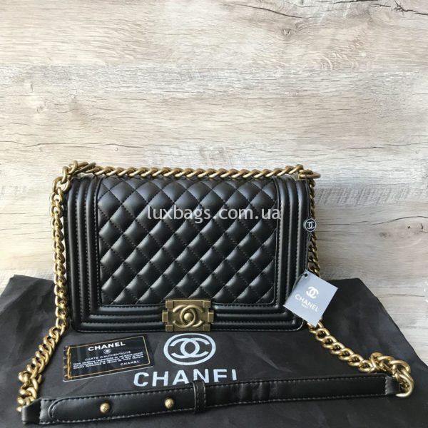 Женская сумка кросс боди Chanel Boy