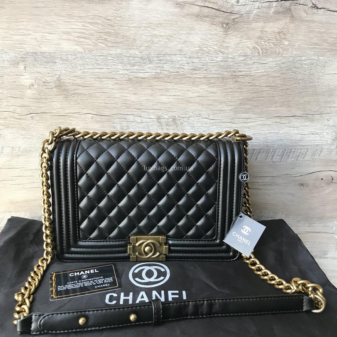 9a8b96ae52f2 Женская сумка Chanel Boy Купить на lux-bags