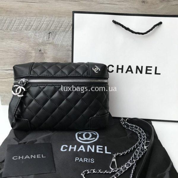 Сумочка Chanel Шанель копия черная