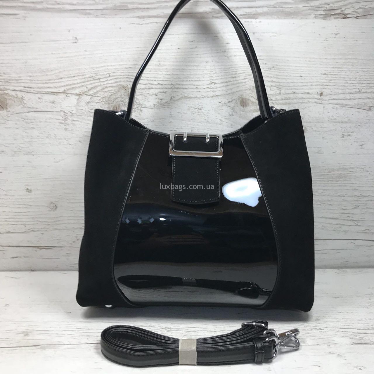 d3b1519b9e35 Купить Замшевую сумку Недорого в Интернет Магазине lux-bags